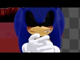 「 MMD x Sonic(.exe) 」 You Can't Hide From Us