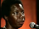 NINA SIMONE on DAVID BOWIE JANIS JOPLIN and singing STARS Live at Montreux 1976