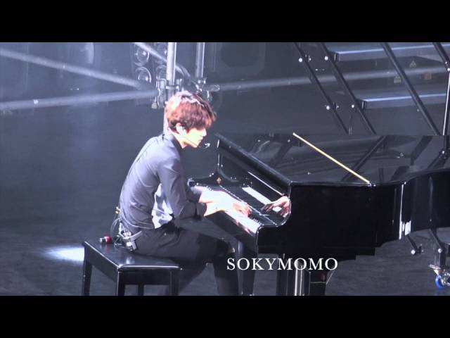 160211 EXO — My answer (Baekhyun Focus) @ The EXO'luXion in Dallas