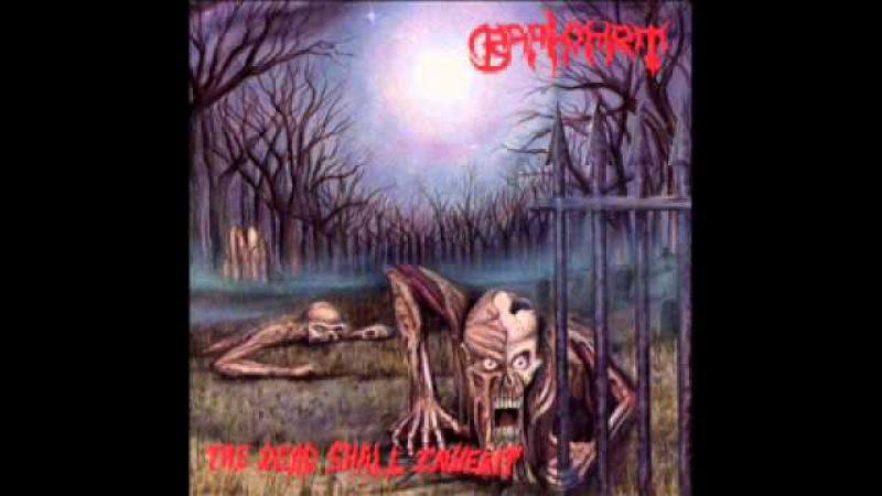 Baphomet The dead shall inherit Full Album 1992