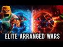 Emphatic Elite vs War Whales Arranged War Clash of Clans
