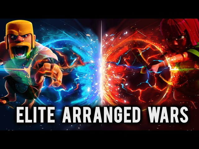 Emphatic Elite vs War Whales | Arranged War | Clash of Clans