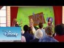 """Violetta: Momento Musical: Camila, Francesca e Violetta cantan """"Veo Veo"""""""