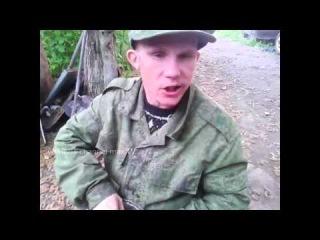 """Голодный российский солдат с будуна пошел в """"самоход"""" за едой"""