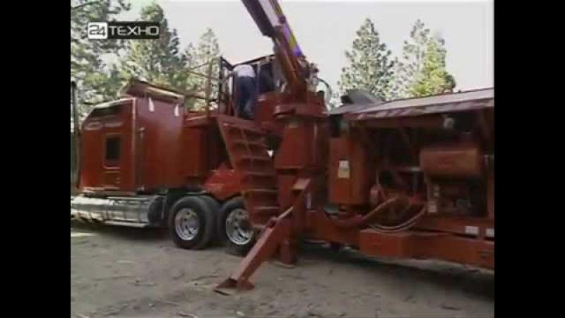 Discover Машины Монстры Джипы экскаваторы уничтожители древесины плавучие краны 1 серия