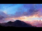 osu! Rameses B - Mountains (feat. Veela) Mountain by -KCat