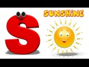Phonics Letter S song Alphabet Rhymes For Toddlers ABC Songs For Children by Kids Tv