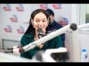 Полина Конкина Je t'aime Lara Fabian LIVE Авторадио