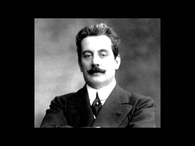 Puccini Il tabarro Lamberto Gardelli -- Renata Tebaldi -- Mario Del Monaco 1962 Full Opera