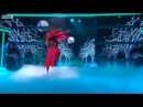 Noel Fielding does Wuthering Heights - Lets Dance for Comic Relief 2011 Show 2 - BBC One