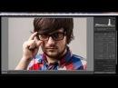 Добавляем яркость красок и насыщенность в Lightroom видео урок лайтрум