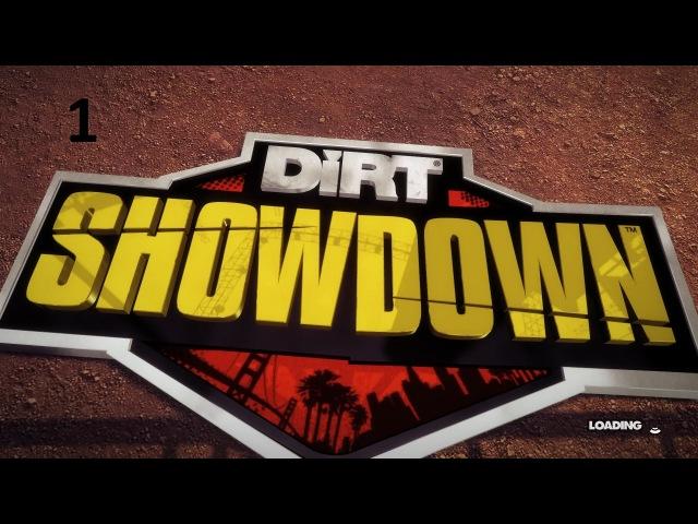Dirt Showdown 1 крутейшие аркадные гонки