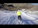 Самоучитель по горным лыжам. Третий день обучения.