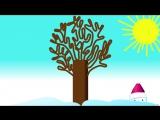 Сказка-небылица о временах года. Мультик-шутка или детские нелепицы про зиму-лето-осень-весну