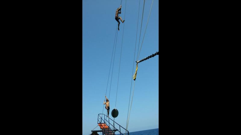 Titanic show ROM-A 2015 HuseynOncu