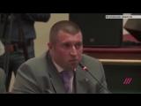 «Это не Обама сделал». Крайне резкая речь бизнесмена Дмитрия Потапенко на Московском экономическом форуме