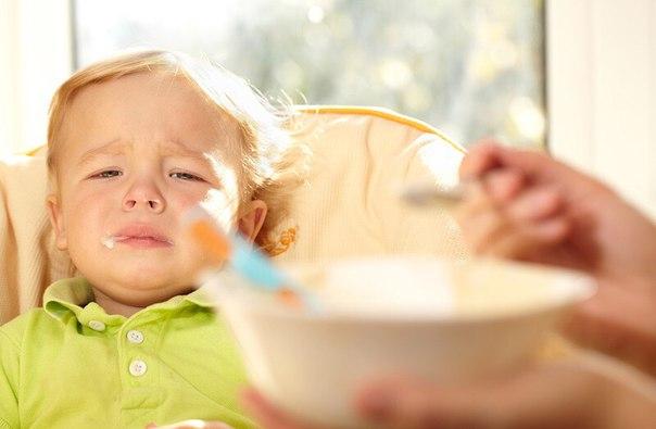 Как заставить малыша есть, или «каша с барашками»
