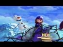 Принцесса София и Олаф: Первой промо видео серии