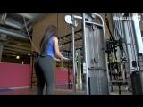 Тренировка рук для девушек. Агеева Сабина