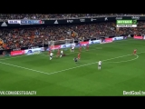Валенсия 2:1 Эспаньол. Обзор матча и видео голов