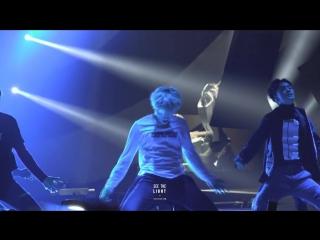 EXO Baekhyun - Turn the radio on (dance club Baek)