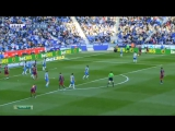 Эспаньол 0-0 Барселона. Ла Лига 2015/16. 18 тур.