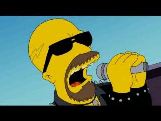 Judas Priest Simpsons Law