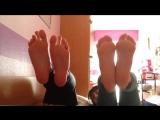 Reto de las plantas de los pies