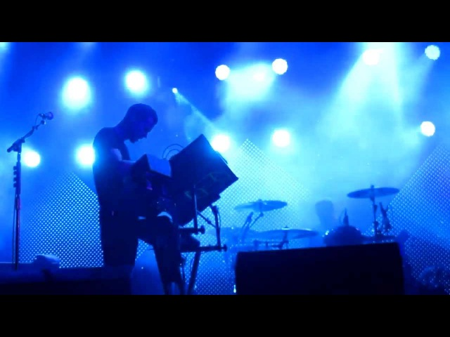 M83 - Skin Of The Night - Somerset House - Live in London - July 16 2012