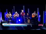 CUIBUL - HELLO (Nu Conteaza English Version) LIVE on DOZHD TV