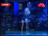 Christina Aguilera Hurt Muz tv Муз-ТВ 2007 Кристина Агилера