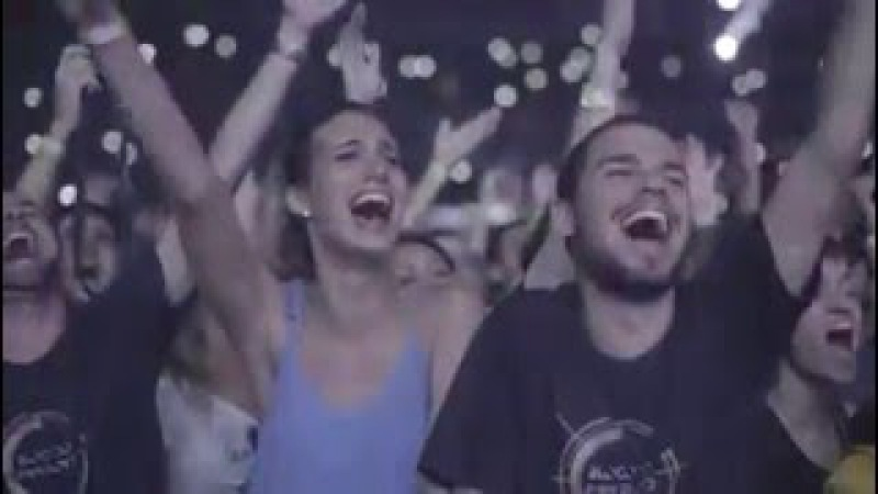 David Gilmour - Shine On You Crazy Diamond (Extracto) Allianz Parque SP, Brasil