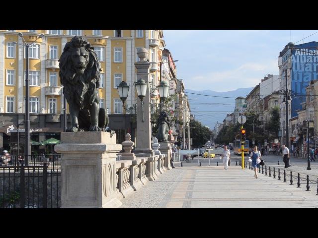 Bulgaria, Sofia | Болгария. София (HD)