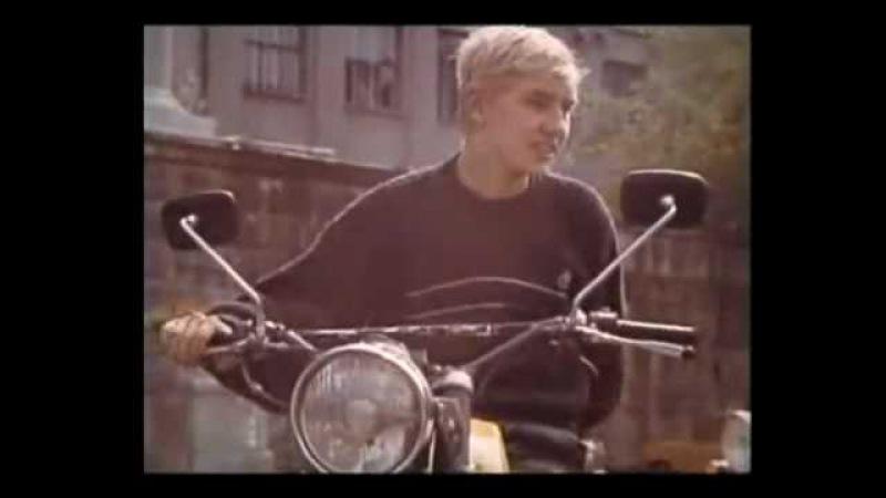 РОКЕРЫ Байкеры 80-х, рокерское движение