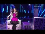 Getter Jaani - Rockefeller Street (Estonia) - Live - 2011 Eurovision Song Contest Final