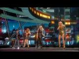 Eurovision 2009 Final 24 Finland Waldo's People Lose Control 169 HQ