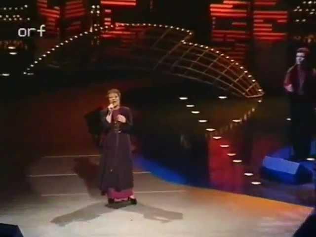 Eurovision 1994 - Estonia - Silvi Vrait - Nagu merelaine