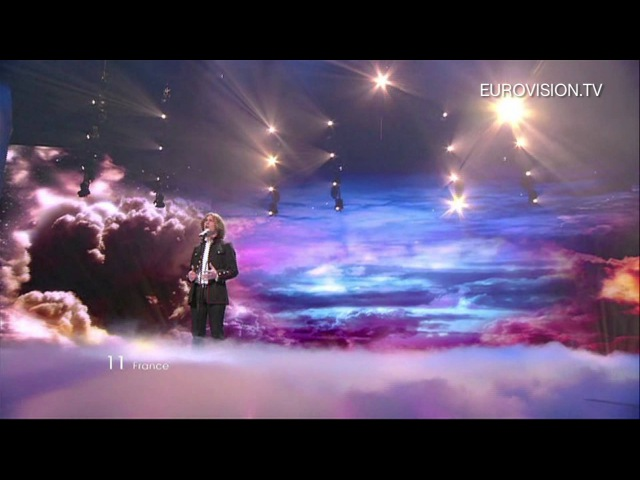 Amaury Vassili Sognu France Live 2011 Eurovision Song Contest Final