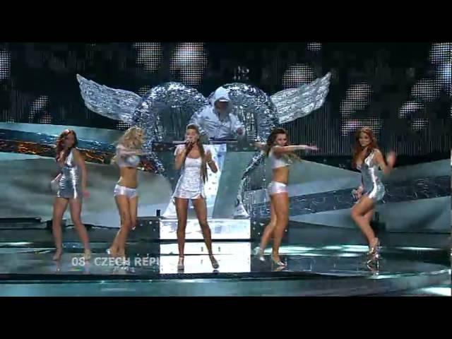 Eurovision 2008 Semi Final 2 08 Czech Republic *Tereza Kerndlová* *Have Some Fun* 16:9 HQ