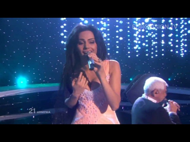 Armenia Eurovision Song Contest 2010