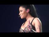 Nicki Minaj - The Pinkprint Tour live in Amsterdam - Anaconda