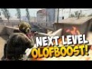 CS:GO - Next Level Olofboost on Overpass - 4-Man-Tower Boost