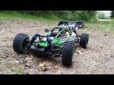 Бюджетная радиоуправляемая багги FS Racing Raptor rc car