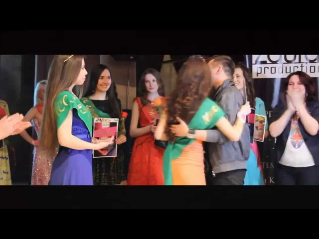 Видео отчет с конкурса Мисс Зауралье 2015
