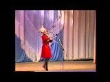 50 лет СОАССР - танец с кинжалами - Кошта Дзбоев