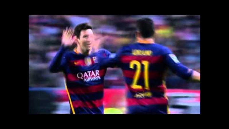 Спортинг Хихон Барселона 0 1 гол Месси 17 02 2016