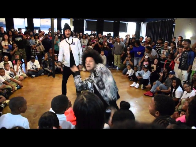 Les twins | freestyle compilation in ChocolateMint 18.02.2016