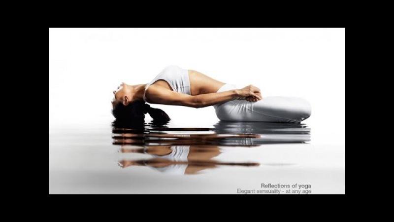 Комплекс йогатерапии на раскрытие бедер для здоровой спины йога для женщин