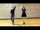 Learn The Tranky Doo Routine Breakdown Lindy Hop Swing Dance Level 6 Lesson 5 Shauna Marble
