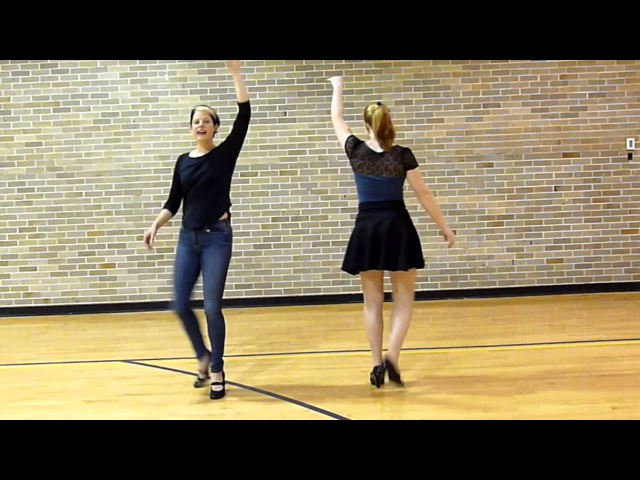 Learn The Tranky Doo | Routine Breakdown | Lindy Hop Swing Dance | Level 6 Lesson 5 | Shauna Marble